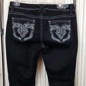 Hydraulic Super Skinny Jeans Sz 11/12